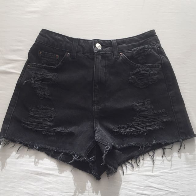 TopShop Mom Short