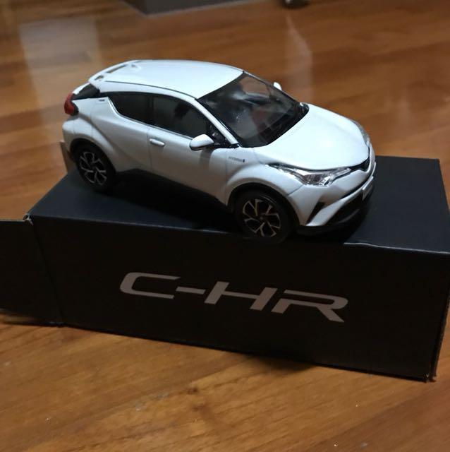 Toyota C Hr Miniature Car Toys Amp Games Bricks