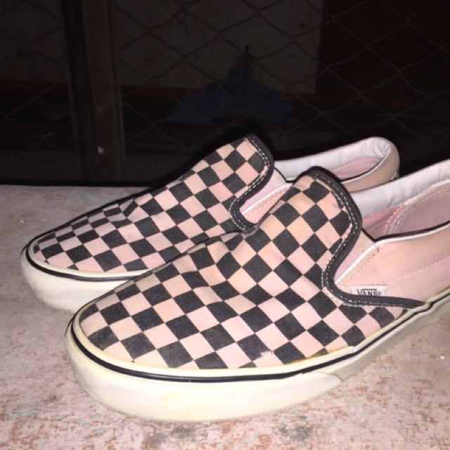 Vans Slipon Size 10.5