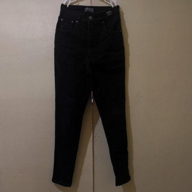 VERSACE JEANS COUTURE HIGHWAIST JEANS