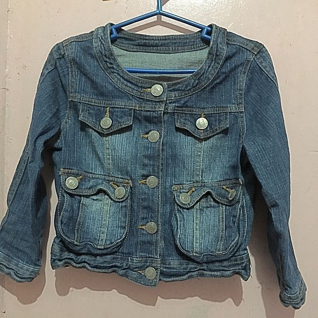 Very High Quality Denim Jacket