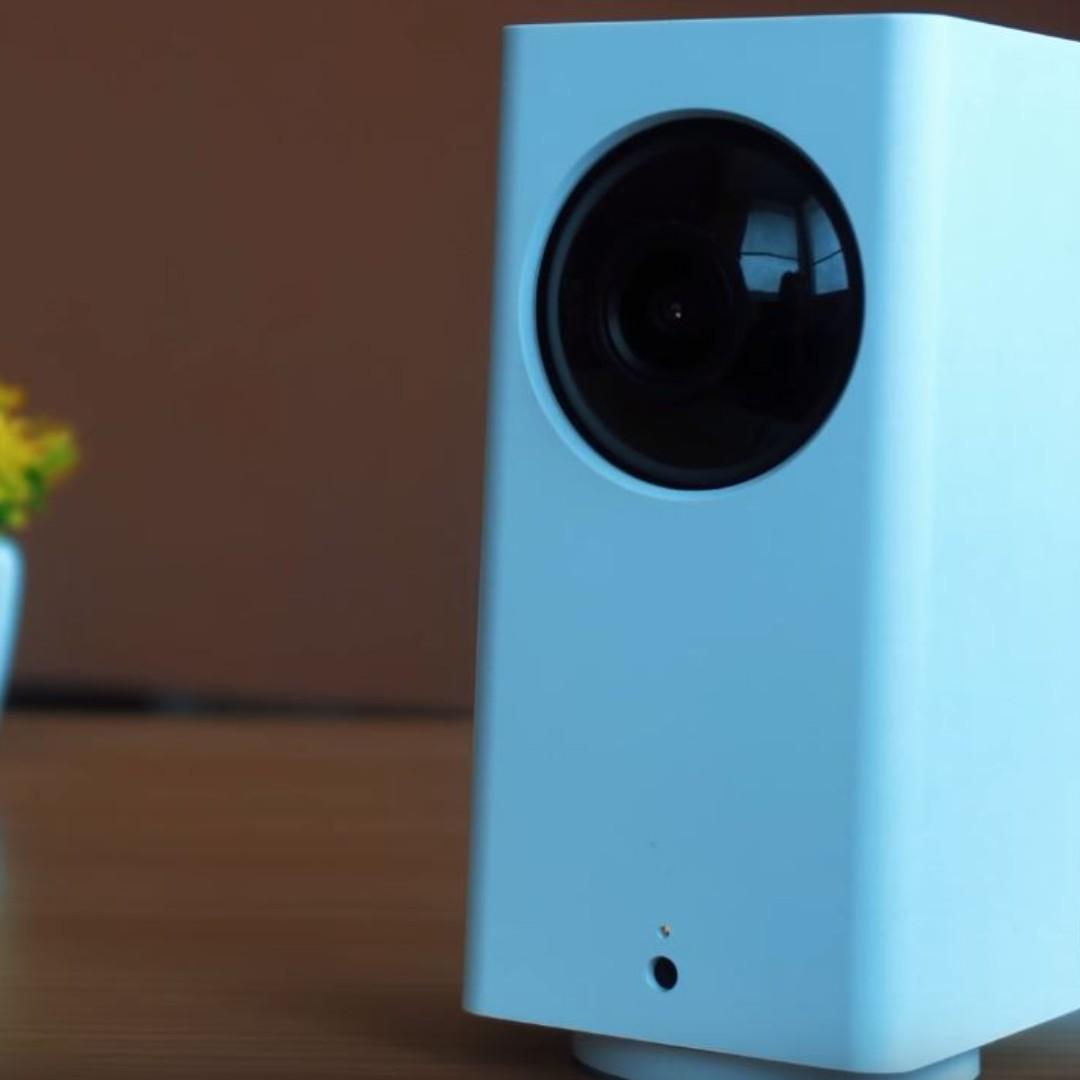 Xiaomi MIjia Dafang Smart Home 120 Degree 1080p HD on Carousell