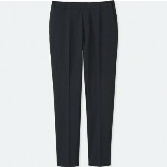 XL uniqlo women smart ankle length pants