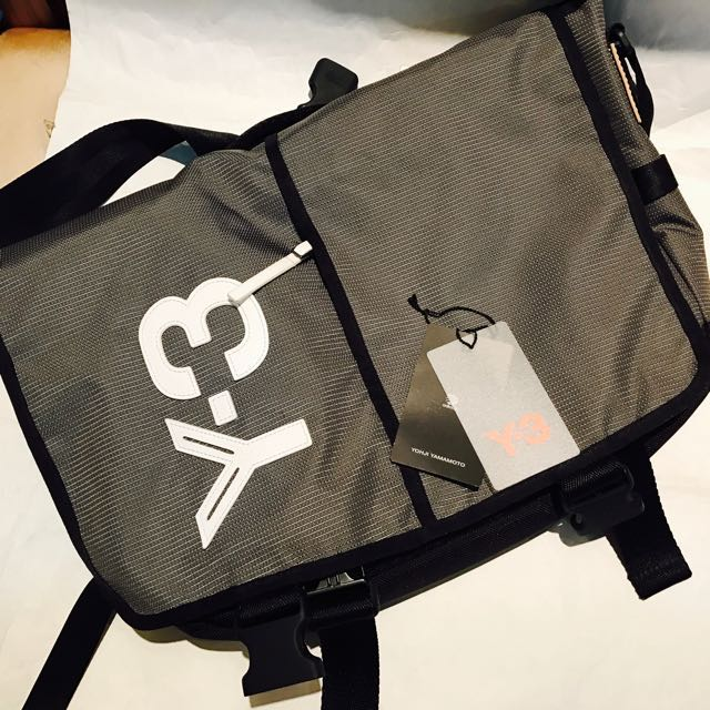 Y-3 側背包(筆電公事包)