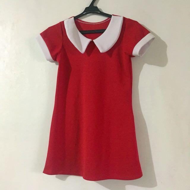YaYa Dub red dress inspired