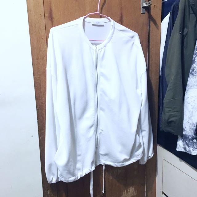 Zara 白 外套