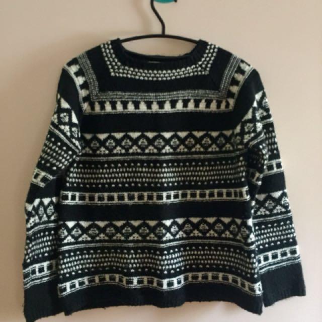 Zara kids knitwear