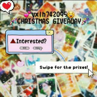 💕GIVEAWAY💕