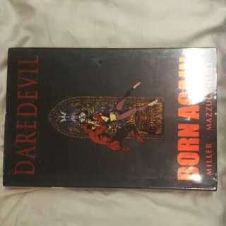 daredevil born again premiere hardcover