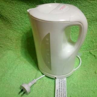 Electric kettle CORDLESS 1.7 Liter from Australia