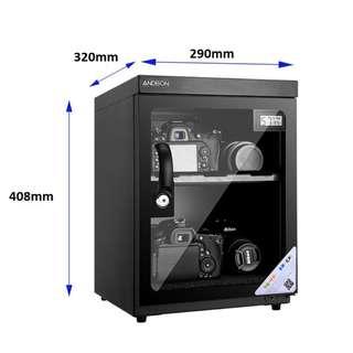 Dehumidifier / Dry Cabinet / Dry Box for camera (30L)