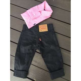Levis inspired jeans
