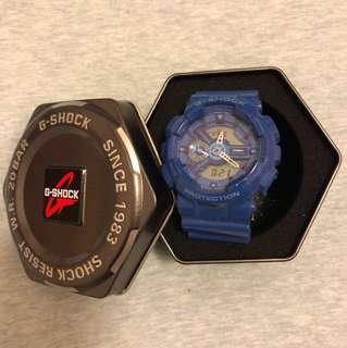Casio G-Shock Blue