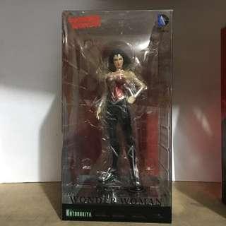 "Kotobukiya Wonder Woman ""DC Comics"" New 52 ArtFX Statue"