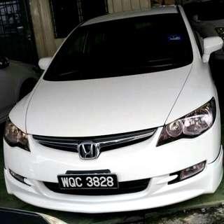Honda Civic 1.8 (A) Mugen