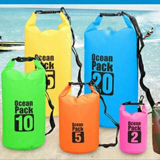 Ocean pack waterproof bag