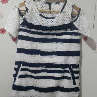 Cavalier Sack Dress