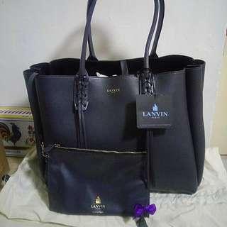 LANVIN PARIS Small Shopper Bags