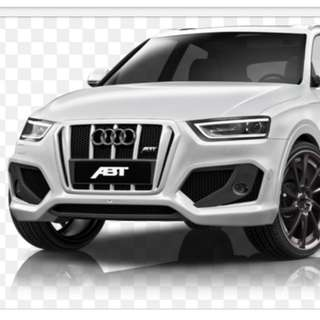 ABT Complete Kit for AUDI Q3 (Original)