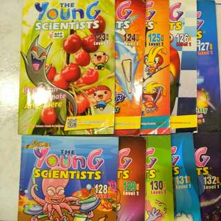 The Young Scientists Level 1
