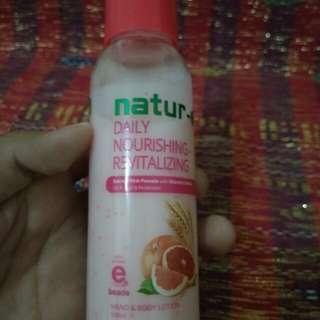 Body lotion Natur e