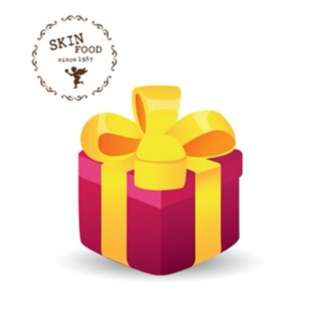 Lazada x Skinfood Surprise Box