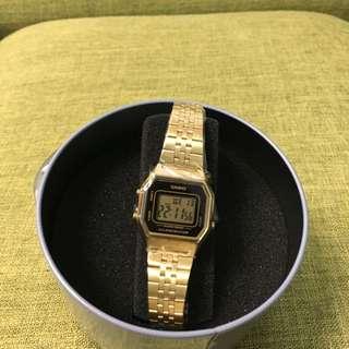 Casio 金錶