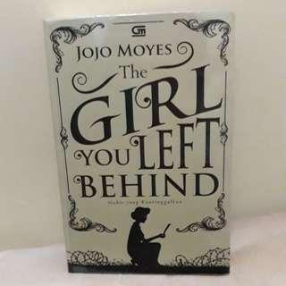 "Jojo Moyes ""The Girl You Left Behind"""