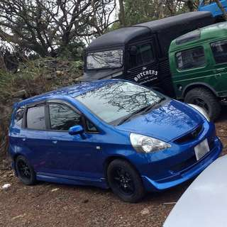 HONDA 04 FIT GD3 1.5