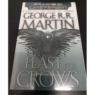 A Feast for Crows - George R. R. Martin [Paperback]