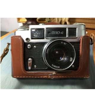 USSR ФЭД-4 古董相機