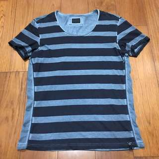 🚚 專櫃正品 SISLEY T-Shirt M 175/92A 100%棉