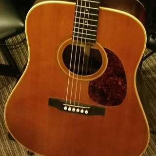 Rare 1983 Vintage  Martin  Guitar Authentic.