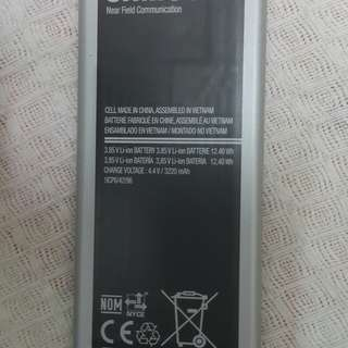 Battery samsung ,not 4 -100%orgnile