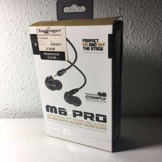 Mee Audio- M6 pro