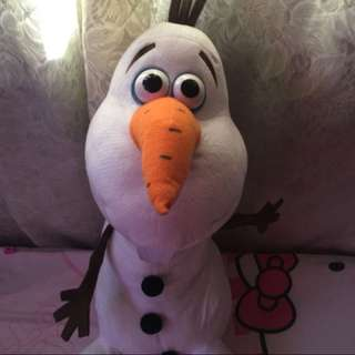 ⛄️ Olaf Stuff Toy ⛄️
