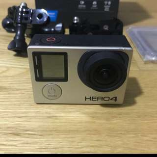 Gopro Hero 4 Black (Promo)