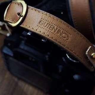 Guten Inc Joy Camera Strap (All Size) Leather