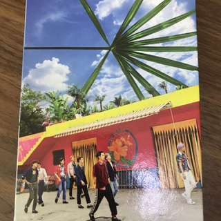 EXO 4th Album The War [Regular A] CD+Photobook