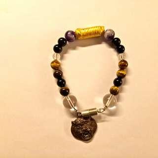 Luang Phor Pern Tiger Bracelet
