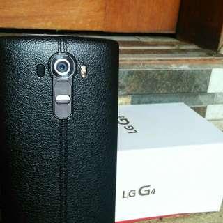 LG G4 SN 6 Mulus No minus Nokendala Fullset