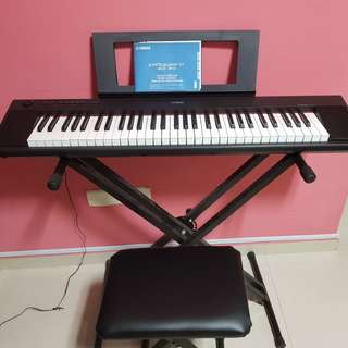 Keyboard Piano Yamaha Piaggero
