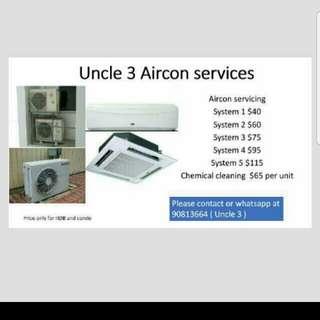 Aircon maintenance