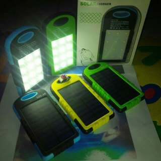 PB SolarBank Outdoor + Led Emergrncy