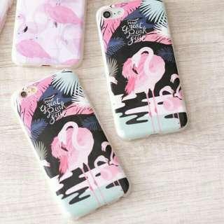 Open Barter / Sale Fuze Anti Crack Flamingo Quotes
