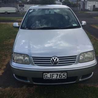 2000 wolkswagon Polo 1400cc