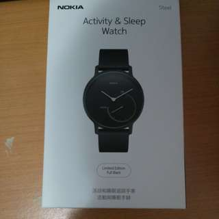 Nokia steel Limited Edition watch 智能手錶
