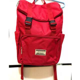 Unisex Backpack fits for 14.5 inches Laptop and Tablet 中性背包可放14.5吋手提電腦