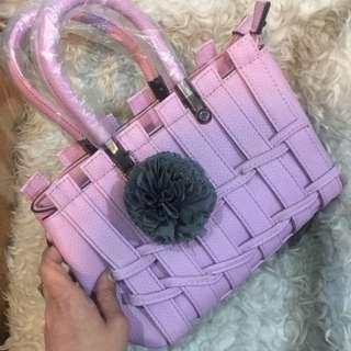Tas fashion bahan kulit taiga