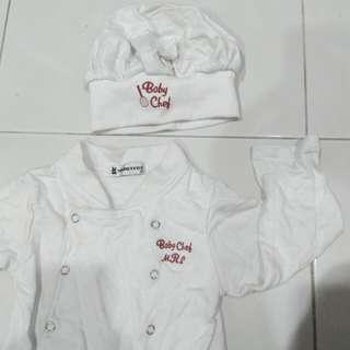 chef uniform for kids